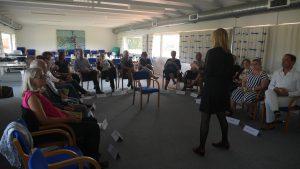 Undervisning af ledere i storytelling